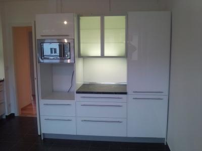 Ikea-Küchen Planung - Beschaffung und Umsätzung3